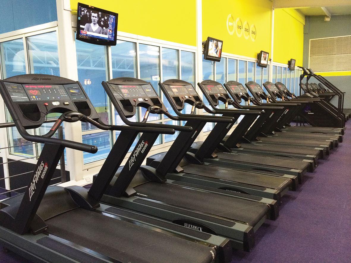 Total Fitness Teesside >> Crewe | Total Fitness