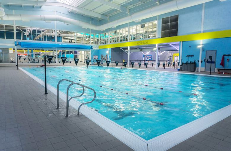 Gym in lincoln total fitness for Swimming pools leeds city centre