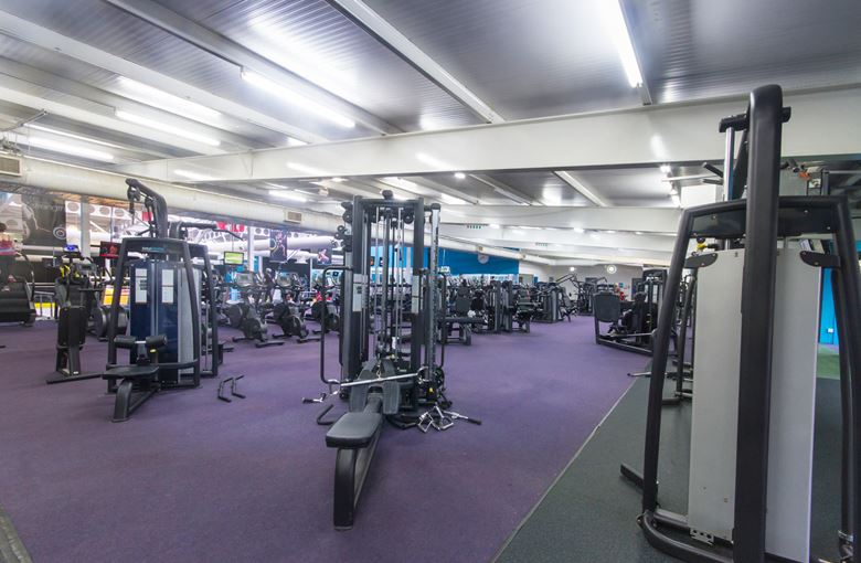 Gym in huddersfield total fitness