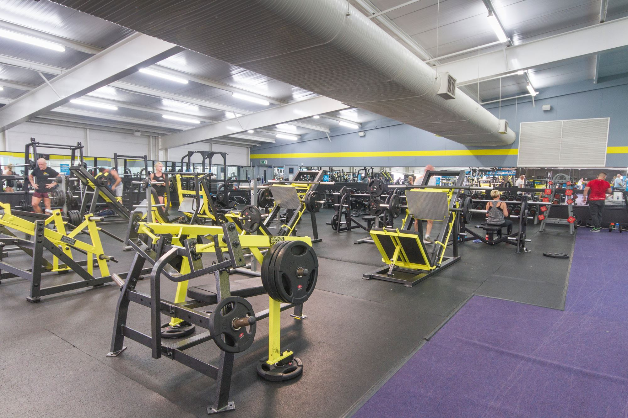 Lifestyle fitness preston free pass