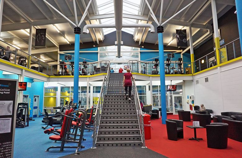 Total Fitness Teesside >> Gym in Altrincham | Total Fitness
