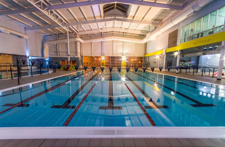 Swimming Pools Total Fitness