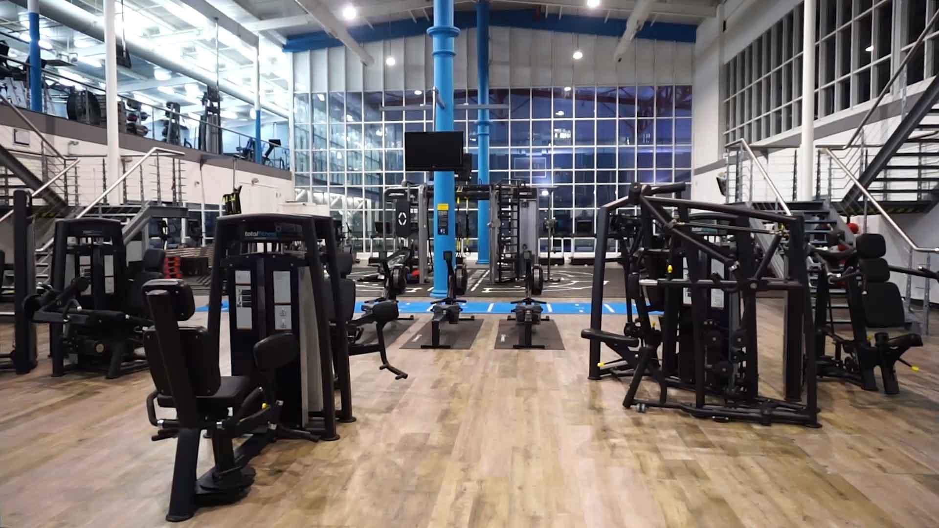 Gym In Walkden | Total Fitness