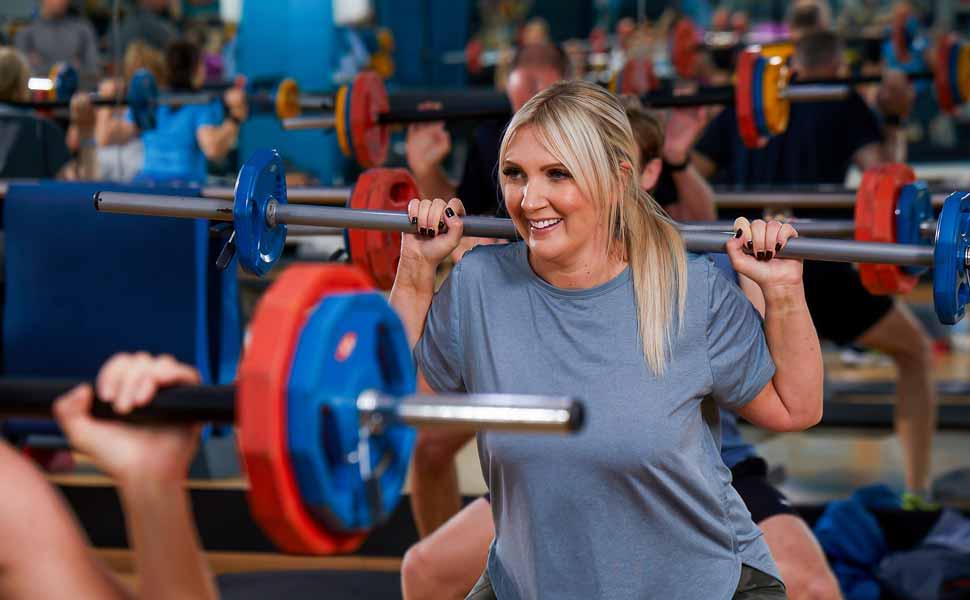 Memberships | Total Fitness