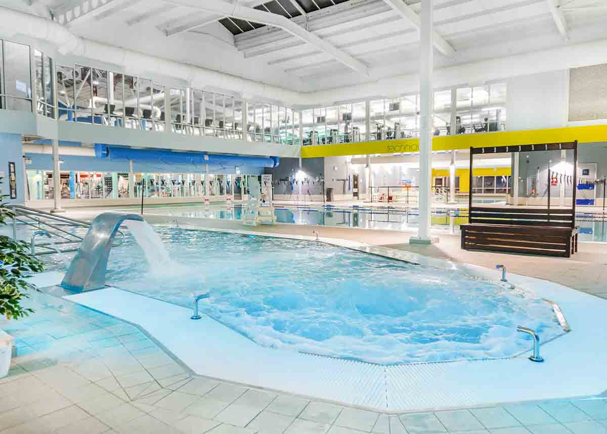 Gym in wakefield total fitness - Altrincham leisure centre swimming pool ...