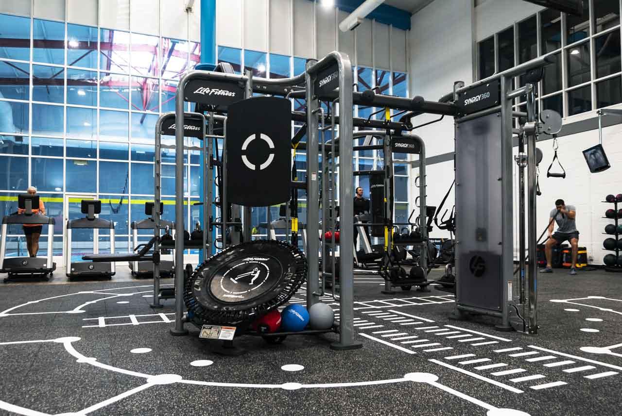 Gym In Walkden Total Fitness