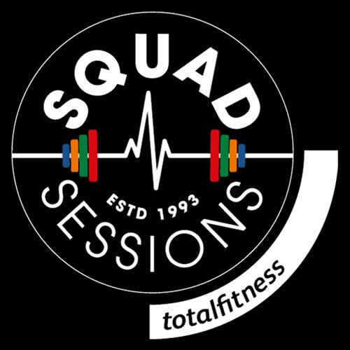 Squad Sessions Logo